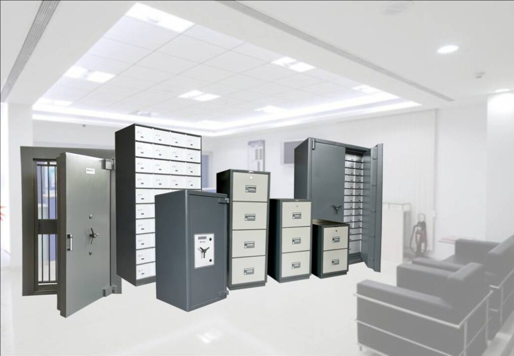 Guardwel Physical Security Products banking sector