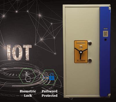 Guardwel IoT launch image